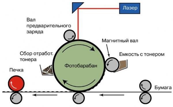 История - 7 Марта 2013 - Заправка картриджей и ремонт оргтехники в Запорожье