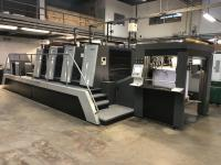 HEIDELBERG XL 106-4, Year 2013