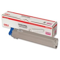 OKI 43837133 Yellow Toner Cartridge