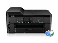 EPSON МФУ  WorkForce WF-7510 Refurbished с ПЗК