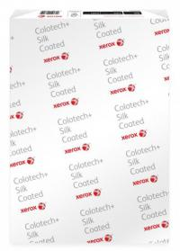 Xerox Бумага Colotech+ Silk Coated, матовая, A4 (210 x 297 мм), 140 г/кв.м (400 листов) (003R90358)