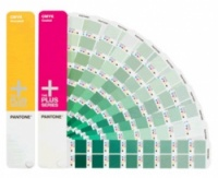 PANTONE CMYK Color Guide C+U
