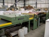 TUNKERS Laminating Machine