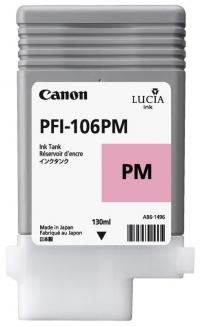 CANON PFI-106PM (photo magenta) 130мл