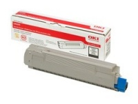 OKI 43487724 Black Toner Cartridge