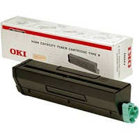 OKI 01103409/01103402 Black Toner Cartridge
