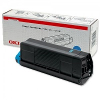 OKI 42127490 Black Toner Cartridge