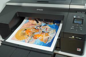 Epson стала партнером Shueisha Manga-Art Heritage по печати манги — японских комиксов