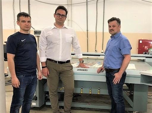 Громкие инсталляции 2020: допечатное и печатное оборудование