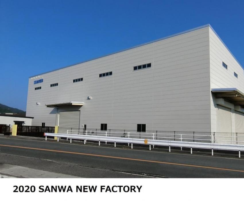 SANWA: новые решения в области производства высекальных прессов