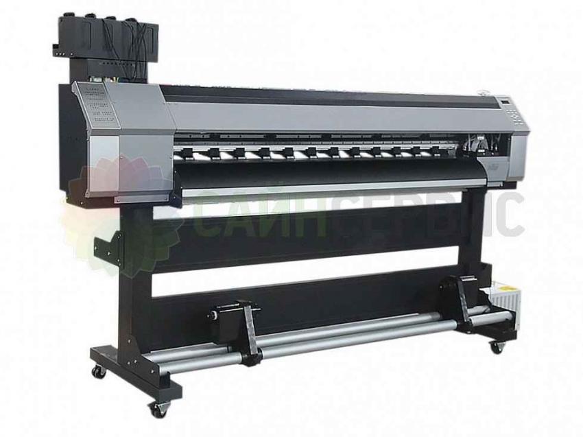 Широкоформатные рулонные УФ принтеры с шириной печати до двух метров