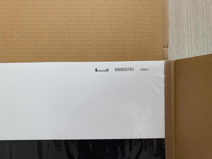 """Продам Калибровочный лист 25"""" Scanner Calibration sheet"""