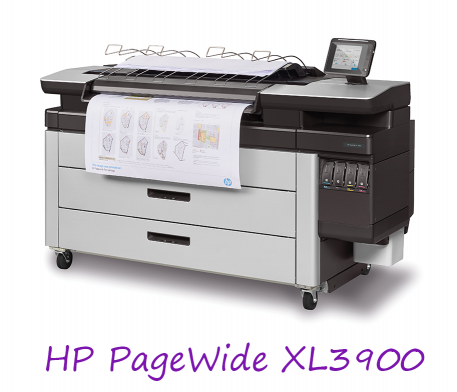 PageWide XL 3900 MFP