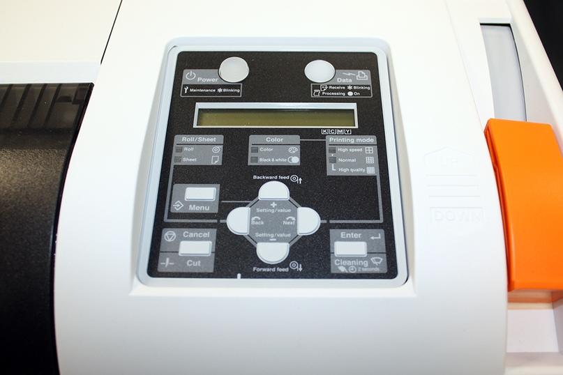 Струйный пинтер Mutoh DrafStation RJ-900XG – правильный выбор, проверенный временем