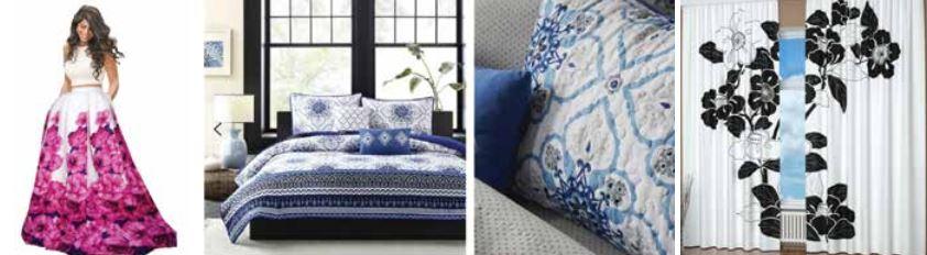 Печать пигментом по текстилю: модный тренд или дополнительные возможности?