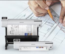 Epson SureColor SC-T — широкоформатные решения для инженерной печати