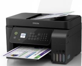 Цветная печать без картридждей с Epson L5190