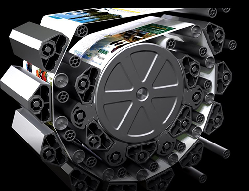 Система сушки Ricoh Pro™ VC70000 — революционное решение, отмеченное в отчете IDC.