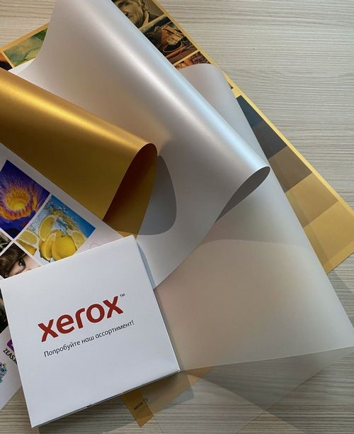 Xerox Revolution NeverTear: синтетическая бумага, которая прослужит долго даже в самых суровых условиях
