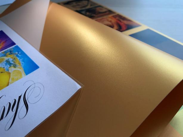 Революция для HoReCa или Ваши меню в золоте и серебре!