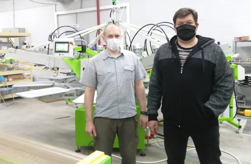 Комплекс печатно-сушильного оборудования в компании «Евроэталон»