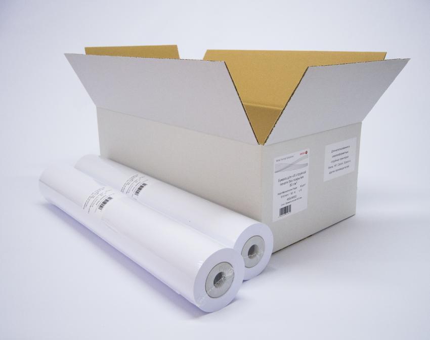 Широкоформатная бумага технического назначения: тонкости выбора