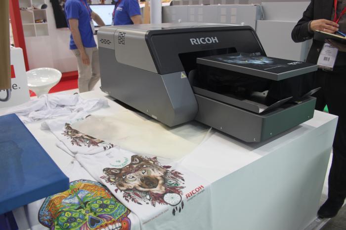 Возможности печати по тканям и новые рынки сбыта