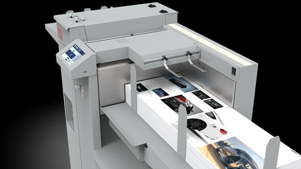 Новый биговщик Morgana AutoCreaser Pro XL