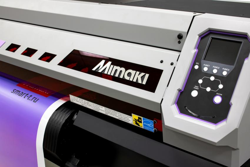Mimaki UJV100-160 - революция на рынке УФ-печати!