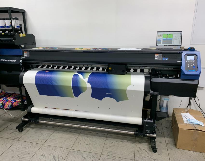 Сублимационная печать по текстилю: от А до Я с ГК РуссКом
