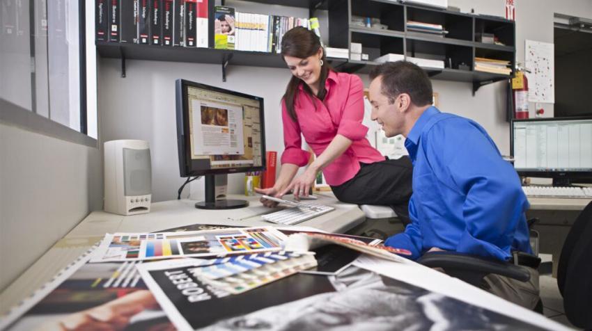 Как напечатать качественную рекламную продукцию: лайфхаки по выбору материалов
